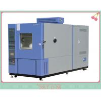 Buy cheap Air  Cooled ESS Chamber Rapid Temperature Change Environmental Testing Chamber product