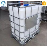 Buy cheap Stackable rectangular stainless steel cubic used ibc containers for sale product