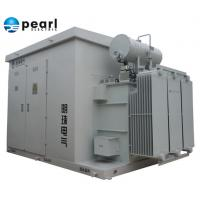 China 20kV - Class Oil Immersed Pad Mounted Transformer Wind Power Farm Clean Energy on sale
