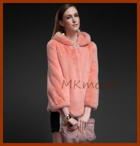 Buy cheap ミンクの毛皮のコート 2041# product