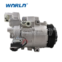 Buy cheap 6SEU12C W168 W414 5PK Fixed Displacement Compressor 447170-2325 product