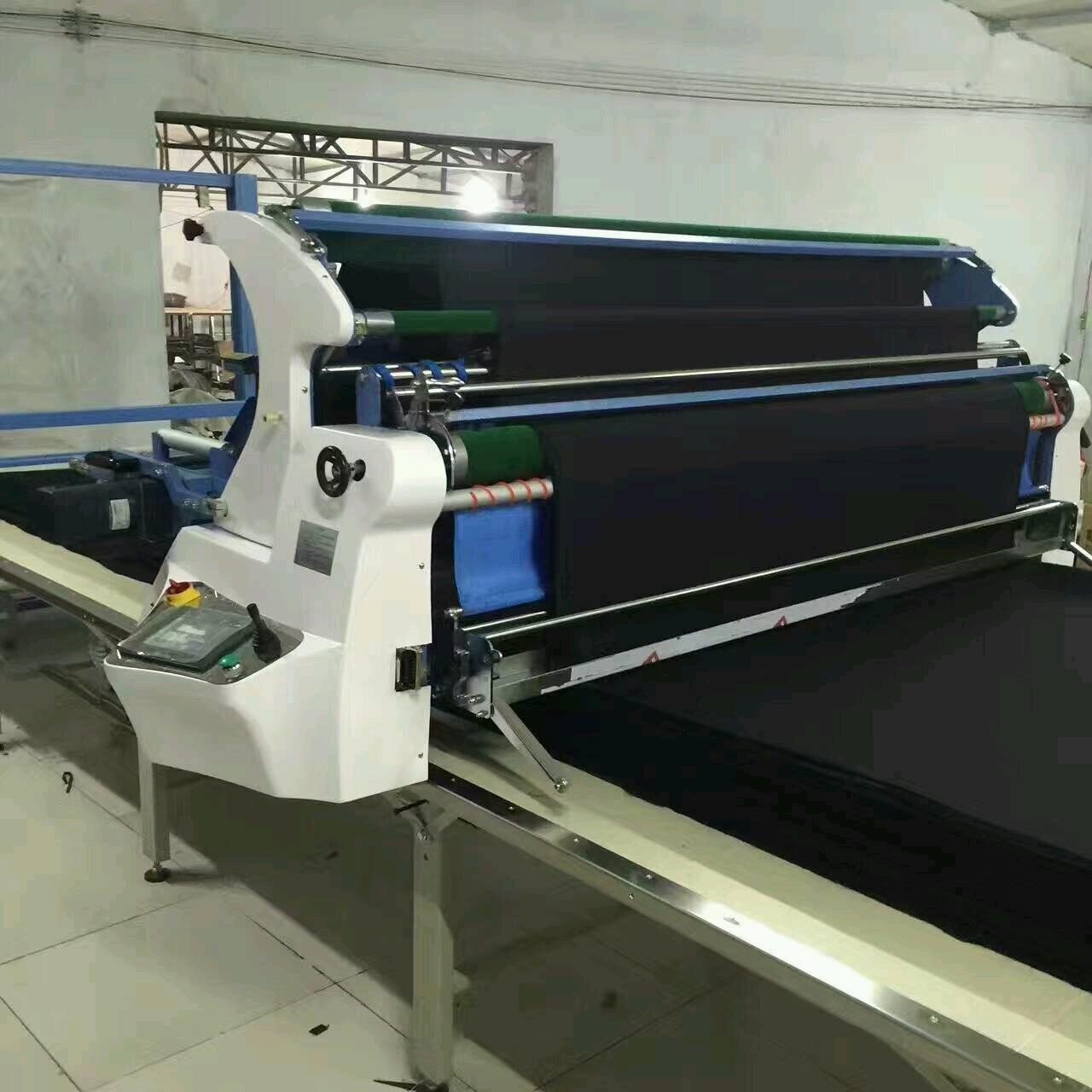 China Knitted fabric spreading machine with max width 220cm wholesale