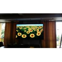 China Advertising Rental LED Screens , IP21 3 IN 1 P6 Indoor LED Video Wall wholesale