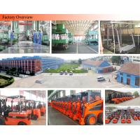 Buy cheap Small Green Energy electric with American AC controller Fork Lift Machine For Sale product