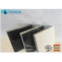 Buy cheap Light Weight Limestone Stone Honeycomb Panel With Customized Size For Indoor Decoration from wholesalers