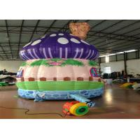 Quality Commercial Inflatable Bouncer 3 X 4 X 5m , Silk Printing Minnie Mouse Bounce for sale