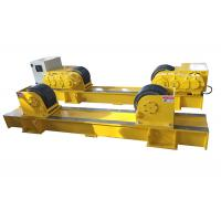 Buy cheap Auto Adjust Pipe Welding Equipment Conventional Rotator Pipe Turning Rolls product