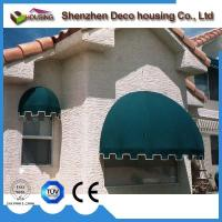Buy cheap Modern house design fixed small window acylic fabric awning /dome awning product