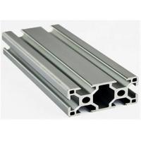 Buy cheap Construction Stock Aluminum Extrusion Profiles , 6005a Extruded Aluminium Channel product