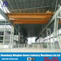 Buy cheap World Widely Used Workshop Double Girder Overhead Crane for Sale in Russia East Europe product