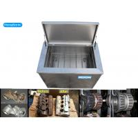 Buy cheap 6KW Heat Power Automotive Ultrasonic Cleaner For Engine Block 175L from wholesalers