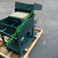 China Plate Pressure Oil Filtering Machine, Filtration,Solution,Oil Seperator Machine for Palm oil,sunflower oil,olive oil on sale