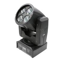 Buy cheap 4x10w  Lightweight Mini White LED Moving Head Super Beam Light with Color Wheel product