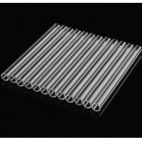 Buy cheap heat resistant  orosilicate Glass Tubing Clear Tube product