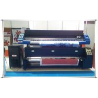 Buy cheap Two / Three DX7 Head Dye Sublimation Fabric Printer Wall Paper Use from wholesalers
