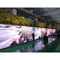 China HD Indoor Rental LED Display , High Definition RGB Led Video Wall on sale