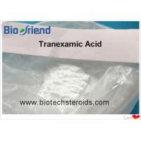 Buy cheap Medication Tranexamic Acid Pharma Raw Materials 1197-18-8 Prevent Excessive Blood Loss product