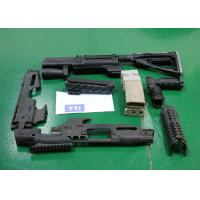 Buy cheap Multi / Single cavity Plastic Injection Molding Parts High precision Gun Covers product