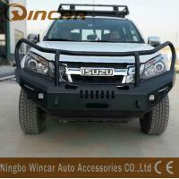 Buy cheap Steel Material 4X4 Off-Road Accessories The Whole Set Front Bumper For D-Max product