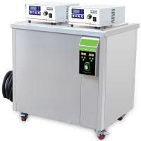 Buy cheap Customized Power Ultrasonic Engine Cleaner Tank Generator Frequency 40 / 80 / 120 Khz product