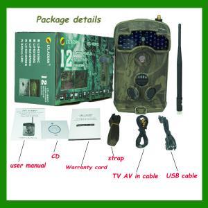 Buy cheap Abrigo al aire libre de la bellota de la cámara de la caza de 12 MMS del megapíxel con la cámara 3g de la detección de movimiento al aire libre product
