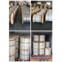 High Tensile Hevay zinc-coating Galvanized Steel Wire Strand for messenger/stay wire/guy wire/ACSR Conductor