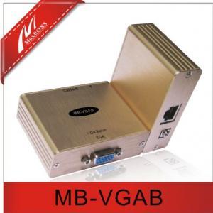 cat5e/6 MB-VGAB による受動 VGA のエクステンダー