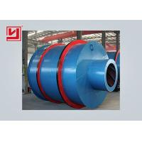 Buy cheap High Efficiency Sand Dryer Machine Three Drum 15-20t Capacity Small Space product