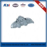 Quality XGH Aluminium Alloy Suspension Clamp / Dead End Clamp for Overhead Line Power Accessories for sale