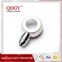 China -3 -4 AN & SAE Brake Adapter Fittings 7/16 BANJO BOLT TO -3AN ( GM STYLE ) wholesale