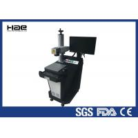 Buy cheap 110 X 110mm UV Laser Engraving Cutting Machine  For Plastic , Glass product