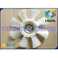 Buy cheap CAT 308B 4M40 Excavator Spare Parts Plastic Cooling Fan 139-7787 201-3901 product