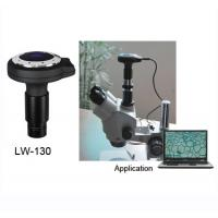 Buy cheap LW-130 chinese 1.3M pixel high resolution microscope digital camera electronic eyepiece product