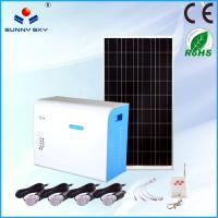 China solar home lighting system solar energy systems solar energy products in nairobi kenya on sale