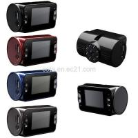 Buy cheap Car DVR with 130 Degree Wide View Angle CT-C136B product