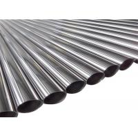 Buy cheap 304 Stainless Steel Round Pipe , Stainless Steel Seamless Pipe product