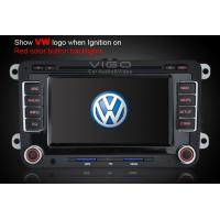 Buy cheap 4 x 45W Audio VW Sat Nav DVD Passat B6, Rabbit, Golf GPS Navigation VVW7088 product