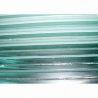 Buy cheap Tempered Glass for Staircase and Rails, with Superior Strength and Safety Properties product