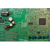 Buy cheap Different Multilayer PCB Board FR4 Material Finished Copper 1OZ White Silkscreen For Computer Use Apply CE Rohs Standard from wholesalers