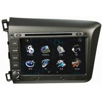 China Ouchuangbo car dvd systems for Honda Civic 2012 with car mp3 players OCB-8036 on sale