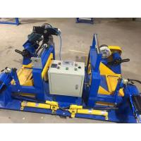 Buy cheap Industrial Steel Wire Winding Machine Adjustable Speed Multi Clamping Method product