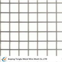 Buy cheap Stainless Steel 304 Light Wire Welded Mesh |25 x 25 x 1.6mm product
