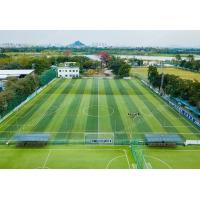Buy cheap 50 Mm Artificial Football Turf With Anti UV 8 Years International Standard product