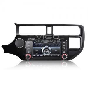Buy cheap Kia Sat Nav Kia K3 / RIO In Car Stereo Sat Nav Auto Radio GPS Navigation VKK8834 product