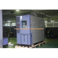 China Touch Screen Programmable Controllor Environmental Testing Equipment For Electronics wholesale