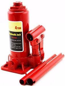 Buy cheap Multi Type Manual Notched Saddle 2T Hydraulic Lifting Jack product