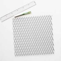 Buy cheap Anode Anodizing Metal Mesh Ceiling Tiles Various Size More Efficient Heating And Cooling product