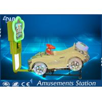 Buy cheap Coin Operated Children Kiddy Ride Machine Hardware Material For Game Center product