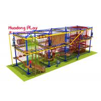 Buy cheap Exciting Children Indoor Playground , Children'S Indoor Activity Centre High Safety product