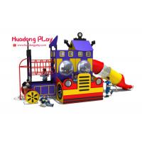 Buy cheap PE Board Plastic Playground Equipment  Mix Vivid Color 4 Cubic Meter product